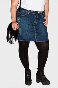 Minissaia Jeans Plus Size