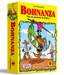 "Bohnanza + Promo ""Feijão Coringa"" Grátis!"