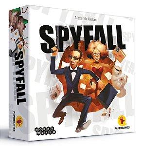 """Spyfall + Expansão """"Convenção de Jogos"""" Grátis!"""