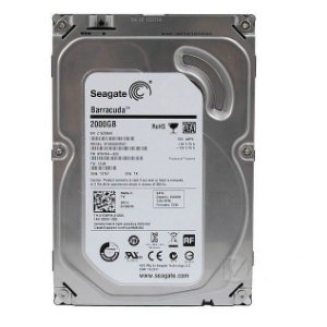 HD Desktop SATA3 2 Tb Seagate ST2000DM001 7200 RPM 64 Mb