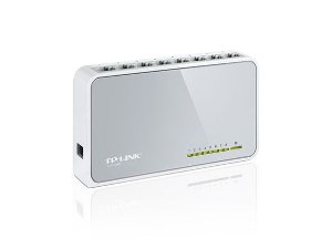 Switch 8 portas 10/100Mbps TL-SF1008D Tp Link
