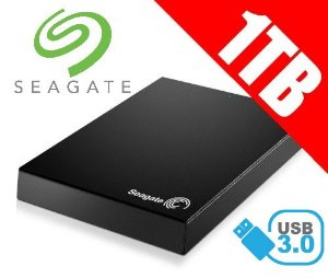 HD Externo Portátil USB 3.0 1 Tb Seagate Expansion Portable