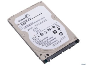 HD Notebook SATA3 500 Gb Seagate ST500LT012 5400 RPM 16 Mb 7 mm Slim