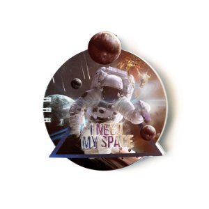 BLOCO - Astronauta
