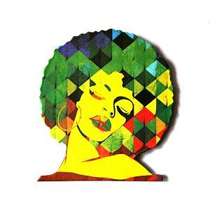 PORTA-COPO - Afro Luz - und