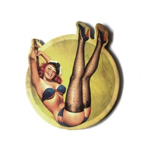 PORTA-COPO - Irreverent Pin-up  - und