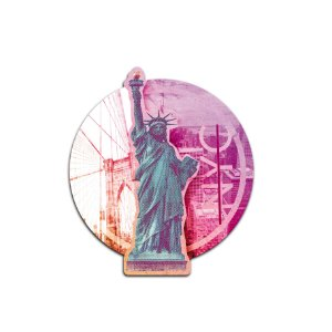 Ímã - New York