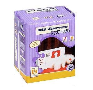 Tapete Higiênico Pipidolly´s (refil absorvente)