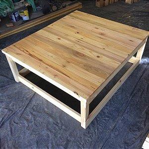 Mesa lateral /  mesa de centro 100x100x45 cm