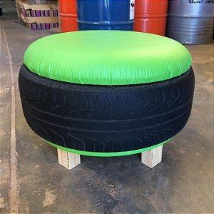 Puff de pneu para evento - consulte cores