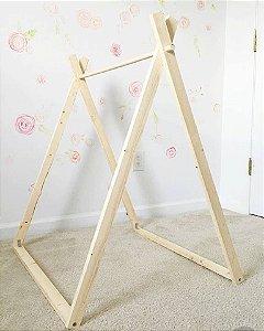 Estrutura para cabana / tenda festa do pijama