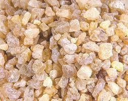 Copal Dourado(Ouro) pacotes 20 gramas