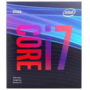 Processador Intel Core i7-9700F Coffee Lake, Cache 12MB, 3.0GHZ (4.7GHz Max Turbo), LGA 1151