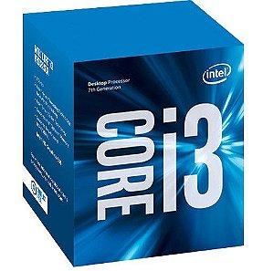 Processador Intel Core i3-7100 Kaby Lake, Cache 3MB (3.90GHZ), Gráficos HD Intel® 630, LGA 1151 - 7ª GER