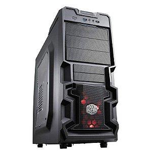 Gabinete CoolerMaster ATX K380 RC-K380-KWN1 Mid Tower Preto
