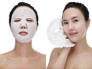 Máscara de Argila com Nanopartículas