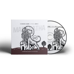 CD O Cordeiro, o Leão e o Trono Parte 2 - Colo de Deus ao Vivo