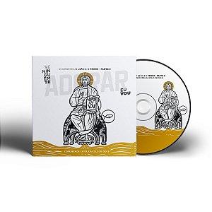 CD O Cordeiro, o Leão e o Trono Parte 3 - Colo de Deus ao Vivo