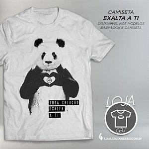 Camiseta Exalta a Ti