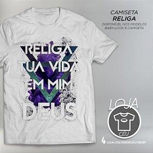Camiseta Religa