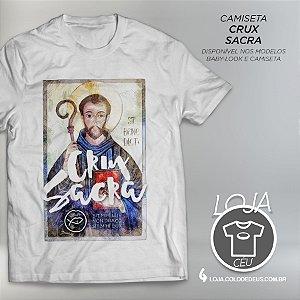 Camiseta Crux Sacra