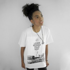 Camiseta Leave Behind Your Sins