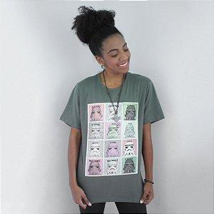Camiseta As Nações Conhecerão