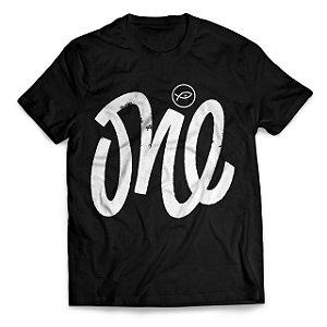 Camiseta ONE - Somos Um