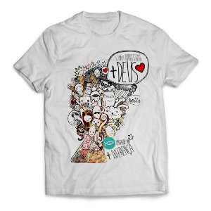 Camiseta Unidade na Diferença