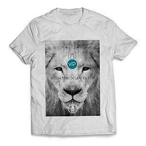 Camiseta Leão da Tribo de Juda