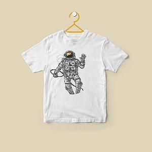 Camiseta Infantil Eu não sou deste Mundo - Oficial do Geração 2019