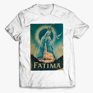 Camiseta Nossa Senhora de Fátima
