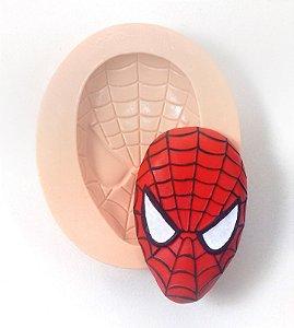 101 - Cara Homem Aranha média