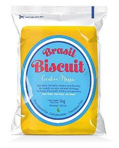Massa Brasil Biscuit - 1K. amarelo ouro