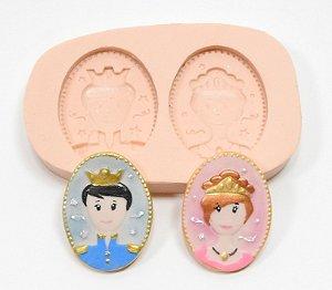 446 - Príncipe e Princesa
