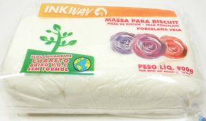 MASSA INKWAY - natural - 900 gr.