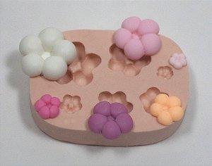 664 - Flores gordas
