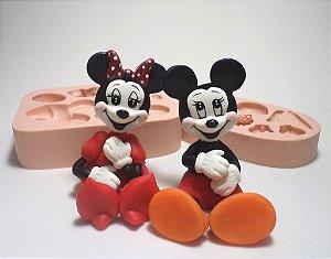 008 - Mickey e Minie 3D