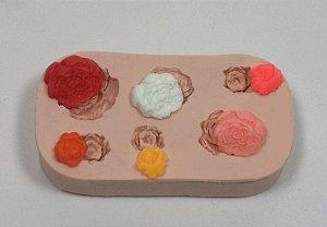 037 - 6 rosinhas minis