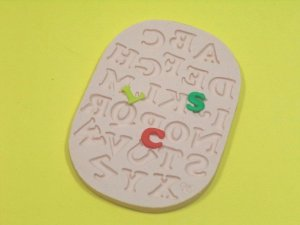 036 - Alfabeto Grande