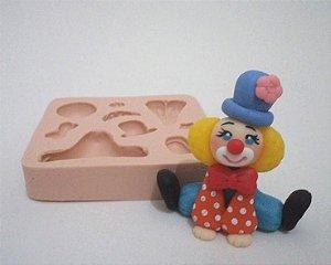 646 - Palhaço 3D médio