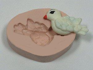 018 - Pássaro de lado