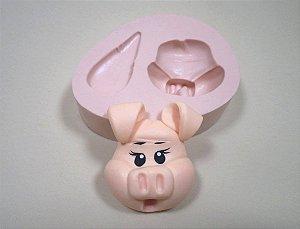 951 - Cara de porco grande