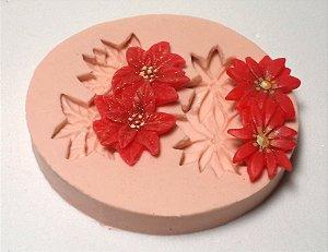 069 - Flores duplas