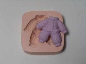 085 - Macacão de bebê