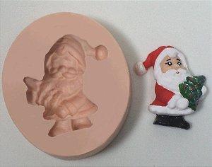506 - Papai Noel com Árvore