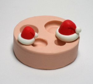 581 - Toucas de Papai Noel