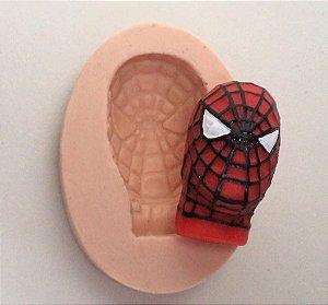 631 - Rosto do Homem Aranha