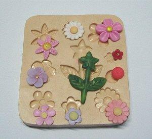 839 - 10 Flores peq.