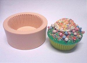 864 - Cupcake 3D Grande (parte de baixo)